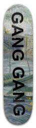 GGboard Park Skateboard 8 x 31.775