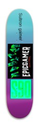 eletroner Park Skateboard 7.88 x 31.495