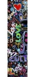 Love Custom Skateboard Griptape 9x34 in.