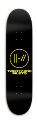 Twenty-one Park Skateboard 7.88 x 31.495