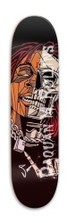 Boyfriends 21st Birthday present Park Skateboard 7.88 x 31.495
