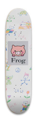 Froggo Love :)) Park Skateboard 7.88 x 31.495