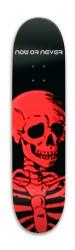 skeleton board Park Skateboard 7.88 x 31.495