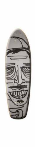 The Creep Lilguy Skateboard Deck