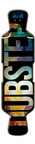 Perfecto 39 Skateboard Deck