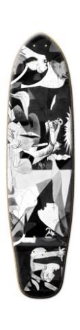 guernica Tallboy Skateboard Deck