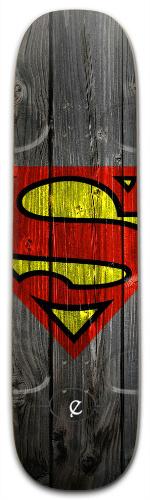 Superman Board Emme Street Skateboard 9.25 x 33.5
