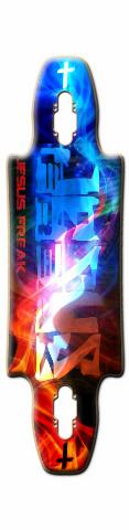 Gnar 35 Skateboard Deck