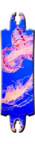 jelly FUBAR Drop Skateboard Deck