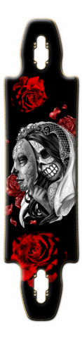 roses Gnarliest 40 Skateboard Deck