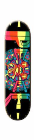 Skateboard 31.875 x 8.25