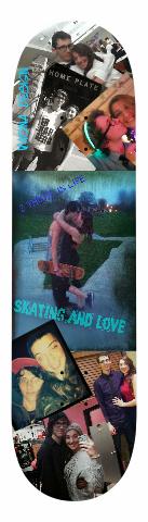 Banger Park Skateboard 8.5 x 32