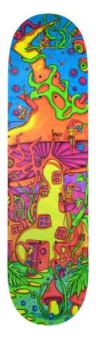 Banger Park Skateboard 8.25 x 31.75