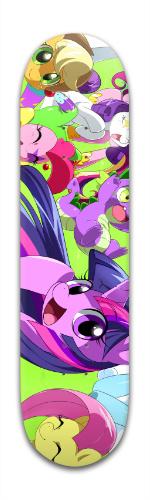 Pony board 5000 Banger Park Skateboard 8 x 31 3/4