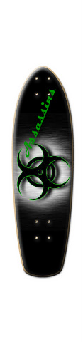 bio life Lilguy Complete Skateboard