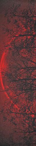 Blood Moon Custom skateboard griptape