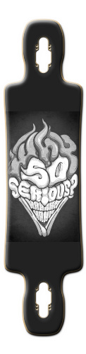 Why So Serious? Gnarliest 40 2015