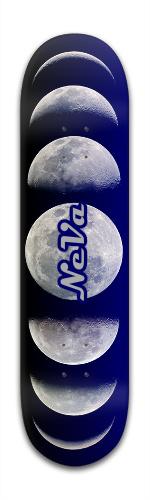 New Moon Banger Park Skateboard 8 x 31 3/4