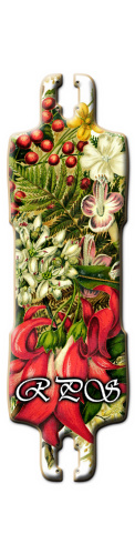 flower power Mantis 2015