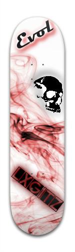 Lxgitz Banger Park Skateboard 8 x 31 3/4