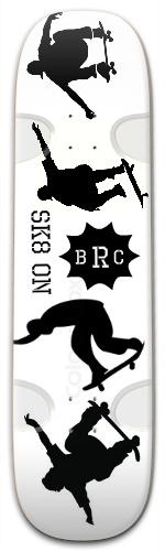 SK8 ON Street Skateboard 9.25 x 33.5