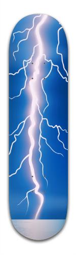 Lightning Bolt Banger Park Skateboard 8.5 x 32 1/8