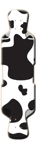 Cow Spots Perfecto 39 Skateboard Deck