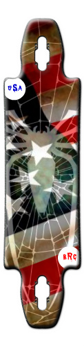 USA Gnarliest 40 Fiber Lam