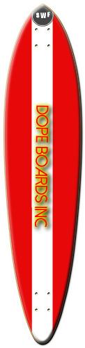 Surfboard Classic Dart