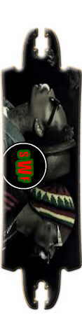 mac and devin!! FUBAR Drop Skateboard Deck