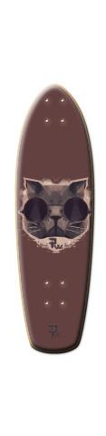 Philipp W. Lilguy Complete Skateboard