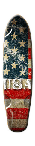 FREEDOM Tallboy Skateboard Deck