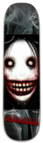 jeff the killer Street Skateboard 9.25 x 33.5