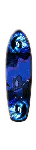 luna Lilguy Skateboard Deck
