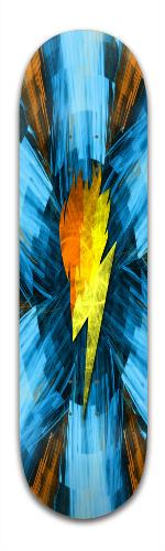Spitfire Banger Park Skateboard 8.5 x 32 1/8