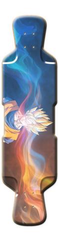 Goku.. Perfecto 39 Skateboard Deck