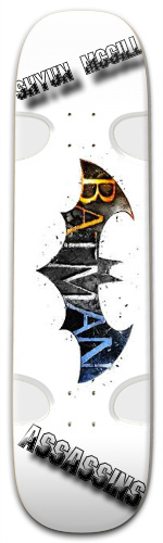 batman brave and the bold Street Skateboard 9.25 x 33.5