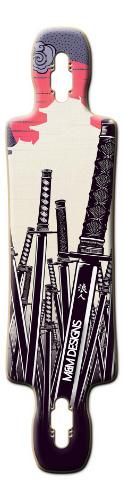 M&M designs - swords Gnarliest 40 2015