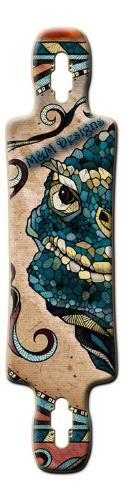 Cool M&M designs - cool lizard boar Gnarliest 40 2015