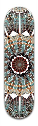 Floral Banger Park Skateboard 8.5 x 32 1/8