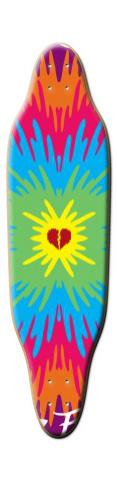 HBK Gang Sloop Skateboard Deck