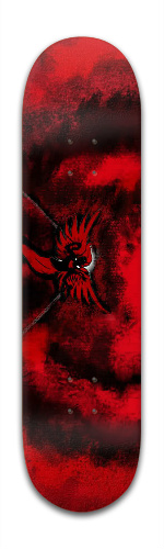 the offspring #3 Banger Park Skateboard 8 x 31 3/4