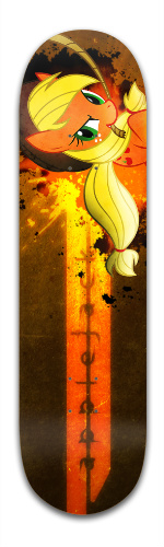Applejack Banger Park Skateboard 8.5 x 32 1/8
