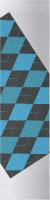 Simply Argyle Custom skateboard griptape
