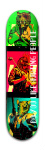 Hotline Miami Park Skateboard 8 x 31 3/4