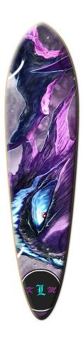 Crepy Haunter Dart Skateboard Deck