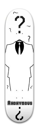 Anonymous Park Skateboard 8 x 31 3/4