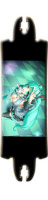 miku board FUBAR Drop Skateboard Deck