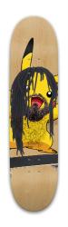 pikachu Park Skateboard 7.88 x 31.495