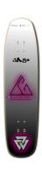 Sponsor Board Custom Riviera Zia Stick Longboard 9.188 x 36